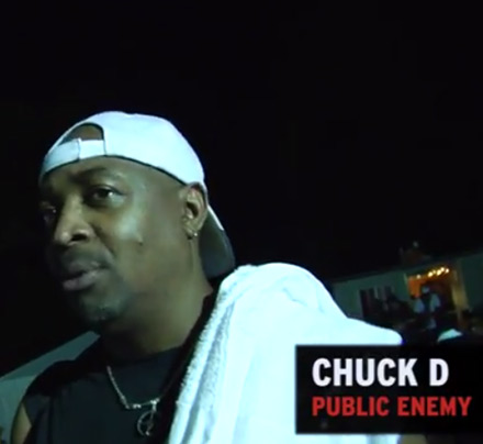 Chuck D Support Malik Farrakhan's Documentary