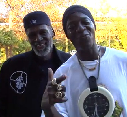 Flavor Flav Support Malik Farrakhan's Documentary - Take 2
