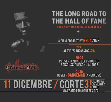 11 December @ Corte Tre, Bologna